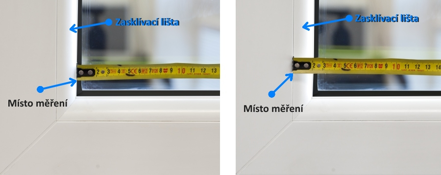 Způsob měření