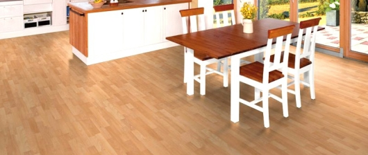 Laminátové podlahy se vzorem parketa