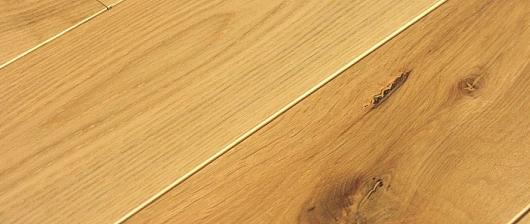 Dřevěné podlahy z dubu
