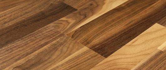 Dřevěné podlahy Ořech