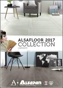ALSAFLOOR 2017 - laminátové podlahy