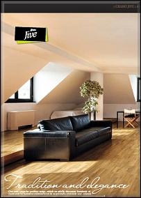 GRABO - dřevěné podlahy Jive