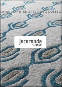 JACARANDA - exklusivní ručně tkané koberce