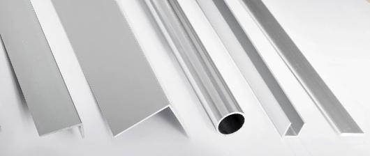Stříbrné kutilské profily