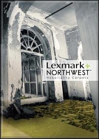 LEXMARK - hotelové koberce
