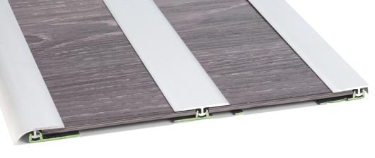 Přechodové lišty pro Vinylové podlahy