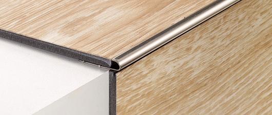 Schodové hrany pro vinylové podlahy