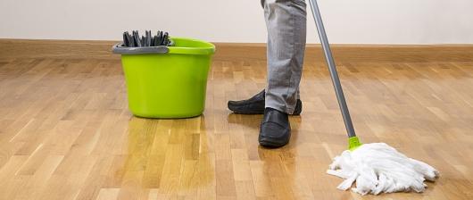 Čistenie a údržba podlah