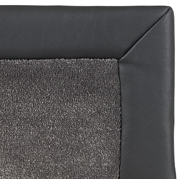 Kožené bordury koberců 5 cm