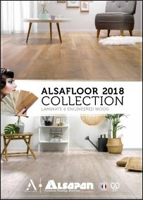 ALSAFLOOR 2018 - laminátové podlahy - katalog