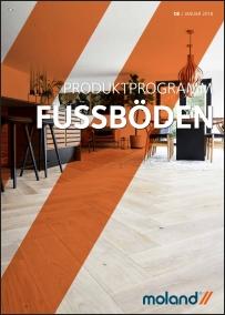 MOLAND - drevené podlahy - katalog