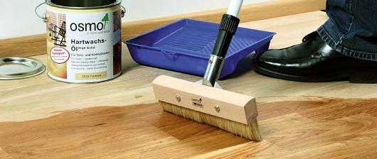 Oleje na podlahy a nábytok