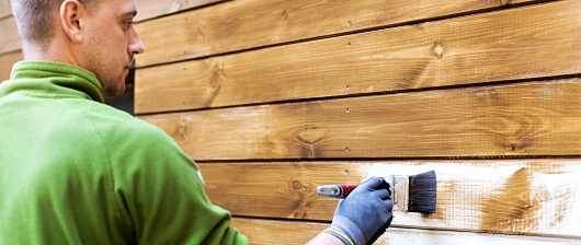 Olejové lazúry na ploty, fasády a zábrany