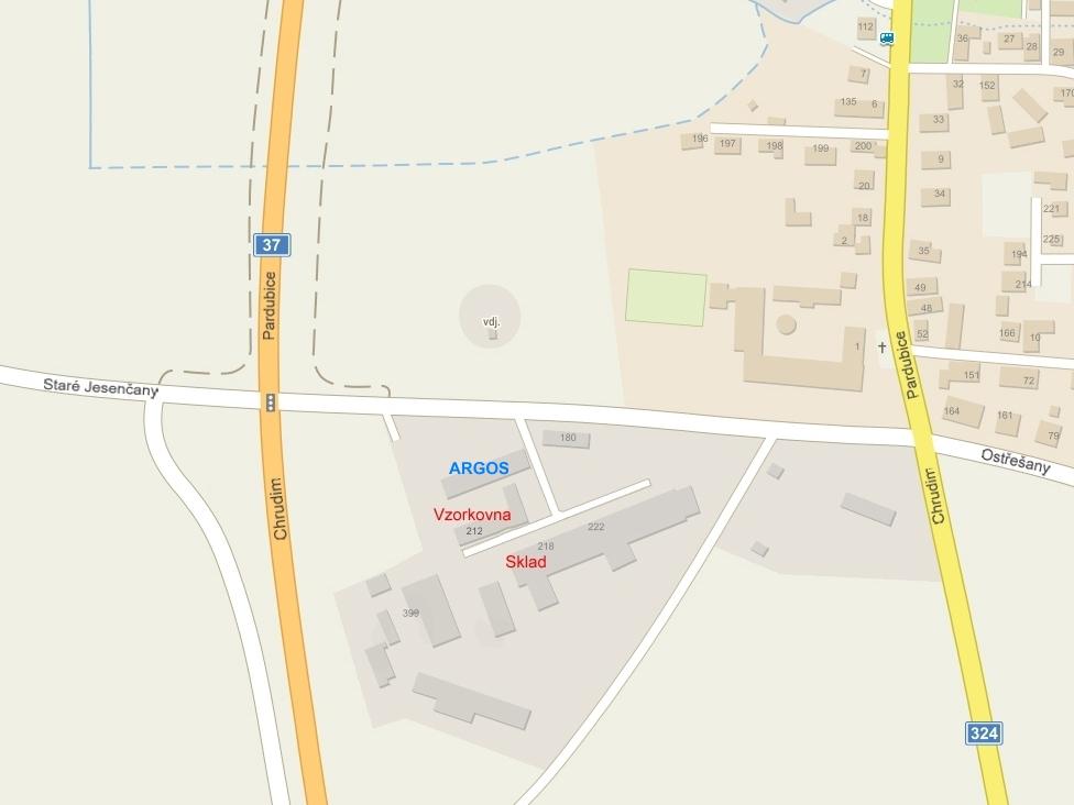 floorwood.cz a.s. - sklad