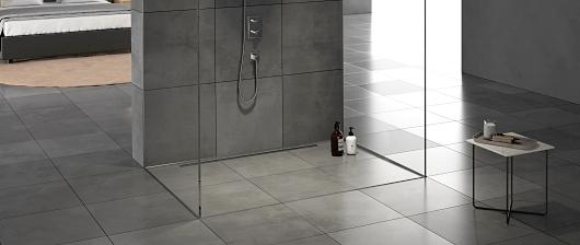 Profily pro koupelny