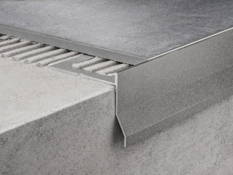 Balkónový profil Protec CPCV Anthracite grey