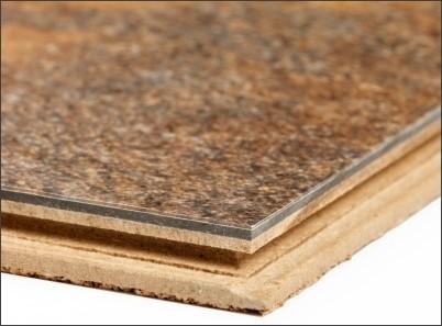 Vinylové podlahy plovoucí na HDF desce