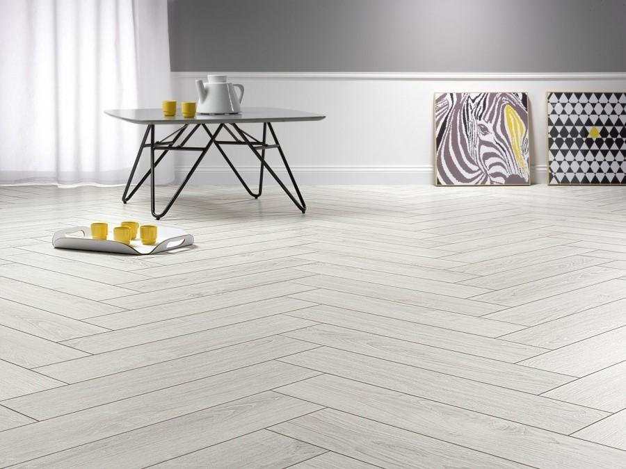 Laminátová podlaha Creativ Herringbone Solid+