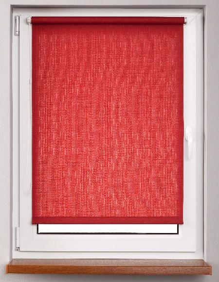 Rolety na rám okna
