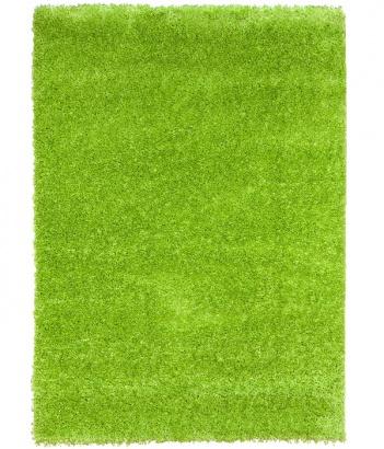 Kusový koberec Shaggy Afrigo Green