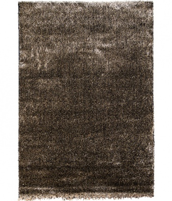 Kusový koberec Shaggy Esclusiva Colore Grigio