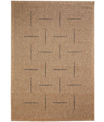 Kusový koberec Floorlux 20008 coffee-black