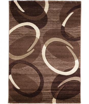 Kusový koberec Florida Brown