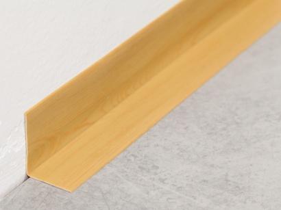 Soklová lišta PVC Arbiton Rapid Dub světlý 15m