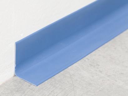 Soklová lišta PVC Arbiton Rapid Modrá
