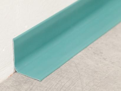 Soklová lišta PVC Arbiton Rapid Zelená