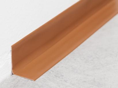 Soklová lišta PVC Arbiton Rapid Hnědá