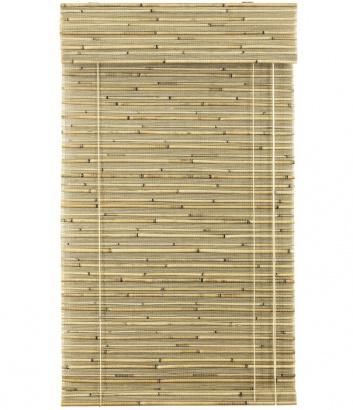 Bambusová roleta na míru Asha B7