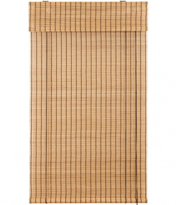 Bambusová roleta na míru Asha B10
