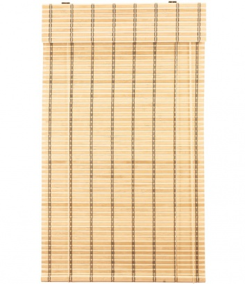 Dřevěná roleta na míru Asha D9