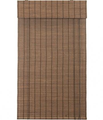 Dřevěná roleta na míru Asha D1