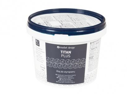 Lepidlo na polystyren TITAN Plus 1 kg