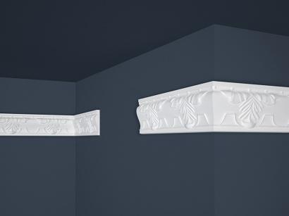 Nástěnná polystyrenová lišta Marbet Exclusive B17