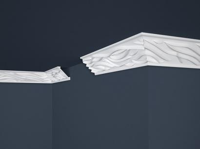 Stropní polystyrenová lišta Marbet Exclusive B14