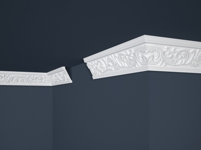 Stropní polystyrenová lišta Marbet Exclusive B18