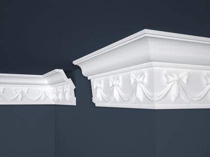 Stropní polystyrenová lišta Marbet Exclusive B29