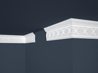 Stropní polystyrenová lišta Marbet Exclusive B31