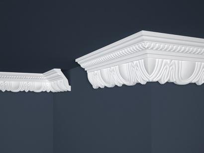 Stropní polystyrenová lišta Marbet Exclusive B34