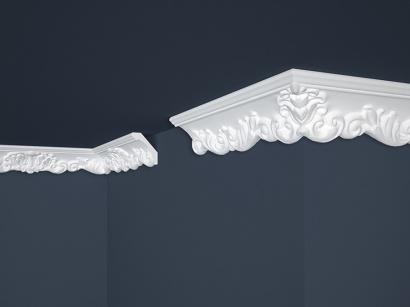 Stropní polystyrenová lišta Marbet Exclusive B35