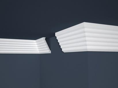 Stropní polystyrenová lišta Marbet Exclusive B37