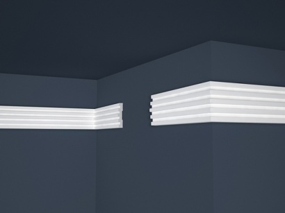 Nástěnná polystyrenová lišta Marbet Exclusive B39