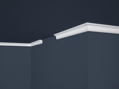 Stropní polystyrenová lišta Marbet Lux E-3