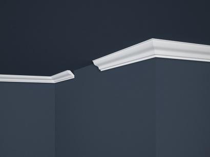 Stropní polystyrenová lišta Marbet Lux E-4