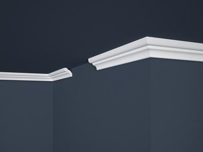 Stropní polystyrenová lišta Marbet Lux E-6