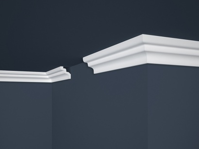 Stropní polystyrenová lišta Marbet Lux E-7