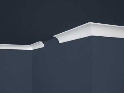 Stropní polystyrenová lišta Marbet Lux E-11
